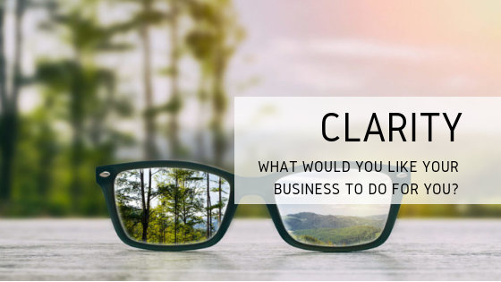 The Need for Clarity in your Business